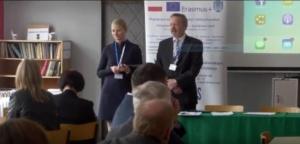 konferencja upowszech Erasmus