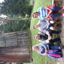 W skansenie w Nowogrodzie