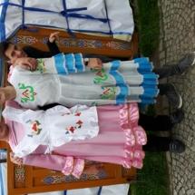 u Tatarów w Kruszynianach